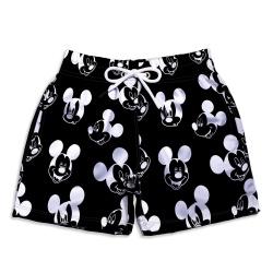 Short Praia Infantil Caras MK Black Use Thuco - I... - Use Thuco