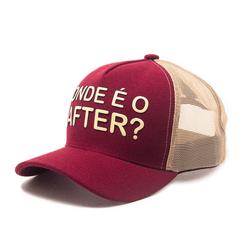 Boné Aba Curva Use Thuco Vermelho Onde É O After E... - Use Thuco