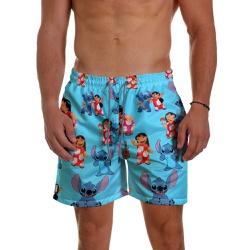 Short Praia Masculino Personagens L.S Use Thuco -... - Use Thuco