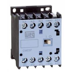 MINI CONTATOR AZUL 7A CWC07-10-30C03 1NA 24VDC 124... - VIA BRASIL CASA & CONSTRUÇÃO