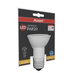 LED LAMPADA PAR20 07W BIVOLT 2700K-AVANT - 06395 - VIA BRASIL CASA & CONSTRUÇÃO