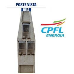 POSTE PADRAO CPFL 03CAIXAS CATEGORIA B1+B1+B1 - V0... - VIA BRASIL CASA & CONSTRUÇÃO