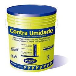 ADESIVO IMPERMEABILIZANTE CONTRA UMIDADE GALAO 3,6... - VIA BRASIL CASA & CONSTRUÇÃO