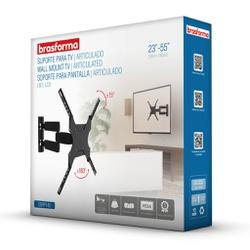 SUPORTE ARTICULADO PARA TV LCD 23 A 55 ARTICULADO ... - VIA BRASIL CASA & CONSTRUÇÃO