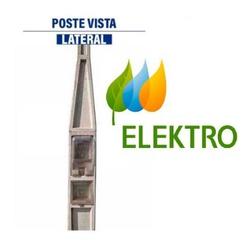 POSTE PADRAO ELEKTRO 01CAIXA CATEGORIA T2 - 12634 - VIA BRASIL CASA & CONSTRUÇÃO