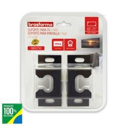 SUPORTE FIXO PARA TV UNIVERSAL LED/LCD 10 ATE 71 S... - VIA BRASIL CASA & CONSTRUÇÃO