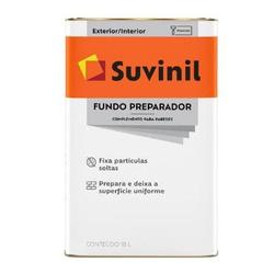 FUNDO PREPARADOR PARA PAREDE BASE AGUA 18L 5339419... - VIA BRASIL CASA & CONSTRUÇÃO