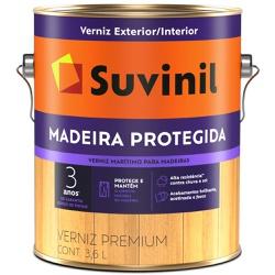 VERNIZ MARITIMO MADEIRA PROTEGIDA BRILHANTE 3,6L 5... - VIA BRASIL CASA & CONSTRUÇÃO