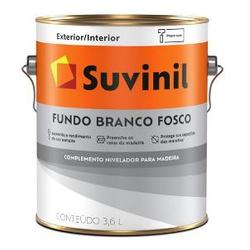 TINTA FUNDO BRANCO FOSCO 3,6L 53408297-SUVINIL - ... - VIA BRASIL CASA & CONSTRUÇÃO