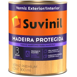 VERNIZ MARITIMO MADEIRA PROTEGIDA FOSCO NATURAL 90... - VIA BRASIL CASA & CONSTRUÇÃO