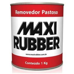 MAXI REMOVEDOR PASTOSO 1 KILO-MAXI RUBBER - 14153 - VIA BRASIL CASA & CONSTRUÇÃO