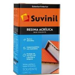 RESINA ACRILICA BASE SOLVENTE 5L 53393563-SUVINIL ... - VIA BRASIL CASA & CONSTRUÇÃO