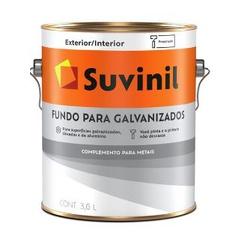 FUNDO PARA GALVANIZADO 3,6L 54627033-SUVINIL - 14... - VIA BRASIL CASA & CONSTRUÇÃO