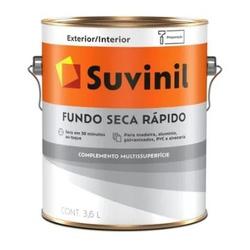 FUNDO SECA RAPIDO BASE AGUA 3,6L 51042010-SUVINIL ... - VIA BRASIL CASA & CONSTRUÇÃO