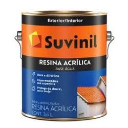 RESINA BASE AGUA INCOLOR 3,6 L 50217509-SUVINIL -... - VIA BRASIL CASA & CONSTRUÇÃO