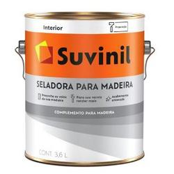SELADORA PARA MADEIRA TRANSPARENTE 3,6L 52658772-S... - VIA BRASIL CASA & CONSTRUÇÃO