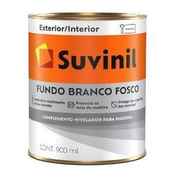 TINTA FUNDO BRANCO FOSCO 900ML 53408403-SUVINIL -... - VIA BRASIL CASA & CONSTRUÇÃO