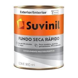 FUNDO SECA RAPIDO BASE AGUA 900ML 51068245-SUVINIL... - VIA BRASIL CASA & CONSTRUÇÃO