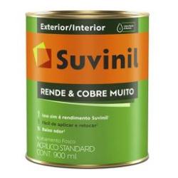 TINTA RENDE COBRE MUITO BRANCO 900ML 50322194-SUVI... - VIA BRASIL CASA & CONSTRUÇÃO