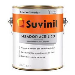 SELADOR ACRILICO 3,6L 53445344-SUVINIL - 15612 - VIA BRASIL CASA & CONSTRUÇÃO