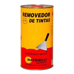 REMOVEDOR DE TINTAS INCOLOR 900ML-ALURRE - 15963 - VIA BRASIL CASA & CONSTRUÇÃO