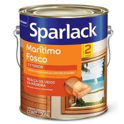 VERNIZ MARITIMO FOSCO NATURAL 3,6L 5203101-SPARLAC... - VIA BRASIL CASA & CONSTRUÇÃO