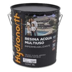 RESINA MULTIUSO ACQUA ONIX 18L 223720005-HYDRONORT... - VIA BRASIL CASA & CONSTRUÇÃO