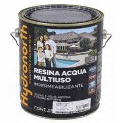 RESINA MULTIUSO ACQUA ONIX 3,6L 223720001-HYDRONOR... - VIA BRASIL CASA & CONSTRUÇÃO