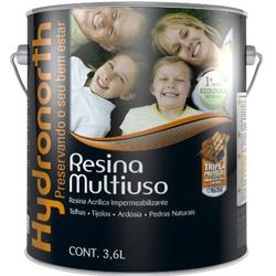 RESINA MULTIUSO ALTO BRILHO INCOLOR 3,6L 223800001... - VIA BRASIL CASA & CONSTRUÇÃO
