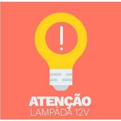 LAMPADA LED BULBO 9W 12 VOLTS 6500K BRANCO FRIO-OU... - VIA BRASIL CASA & CONSTRUÇÃO