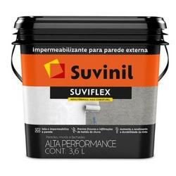 TINTA IMPERMEABILIZANTE SUVIFLEX 3,6L 50581824-SUV... - VIA BRASIL CASA & CONSTRUÇÃO