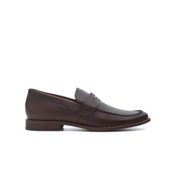 Sapato Masculino Loafer Campbell Tabaco