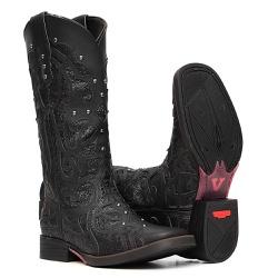 Roper Boot - Santa Fe - 13089B - Vimar Boots