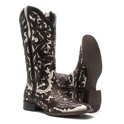 Roper Boot - Aline Kassab - 13103A - Vimar Boots