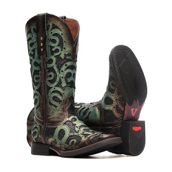 Roper Boot - 13147B - Vimar Boots