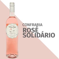 Confraria Brasil Online - Rosé Solidário - Vinho Justo