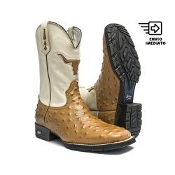 Bota Texana Masculin... - Vitrine Country