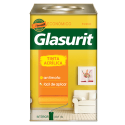 Acrílico Fosco 18,0L Vinil - Glasurit - VIVA COR TINTAS