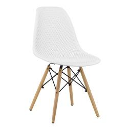 Cadeira Eloá Rivatti - Branco - 158563 - COLOR MÓVEIS - Sempre pensando em você!