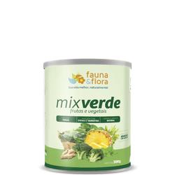 Mix Verde Rejuvenescedor sabor Abacaxi com Hortelã 300g