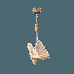 Pendente borboleta transparente - pd btf tr - ALAMIN IMPORTAÇÃO EXPORAÇÃO LTDA