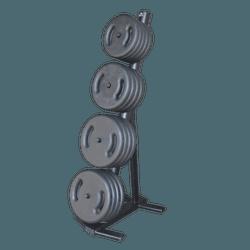 Suporte Para Anilhas – Torre Arpa – 10 a 25 Kg - 1... - ANILHASDEFERRO