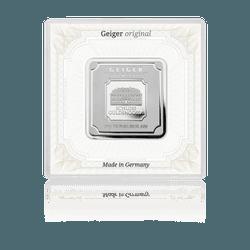 Barra de prata Geiger