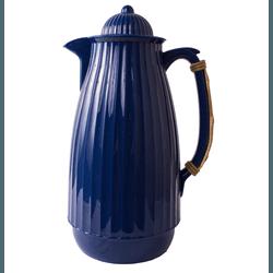 Garrafa Térmica Bambu Azul - Astuti Casa