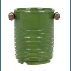 Porta Utensílios Bambu Verde - Astuti Casa