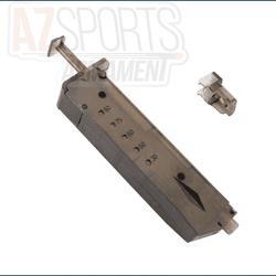 Speed loader airsoft para 100bbs - as320269 - Airsoft e Armas de Pressão Azsports