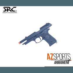 Pistola de Airsoft SRC M92 GBB FULL METAL - gbb-m... - Airsoft e Armas de Pressão Azsports