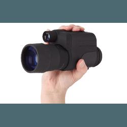 Monóculo de visão noturna Nightfall 4x50 com tubo ... - Airsoft e Armas de Pressão Azsports