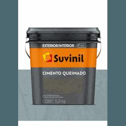CIMENTO QUEIMADO SELVA DE PEDRA SUVINIL 5KG - Baratão das Tintas