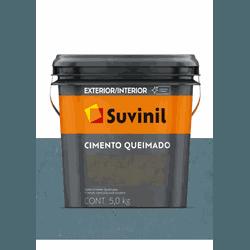 CIMENTO QUEIMADO VISTA NOTURNA SUVINIL 5KG - Baratão das Tintas